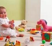 Выбор игрушек